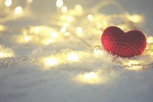 heart-on-snow